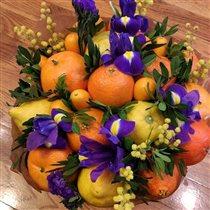 Блиц: весенние цветы