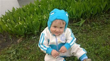 Вот она-весна)))А теперь я жду лето)))