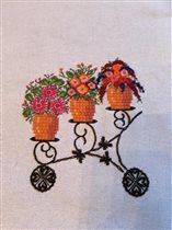 Цветочное трио от Светланы Касихиной