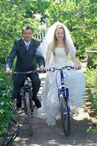 Наш драйв - наш велосипедно-свадебный кортеж!