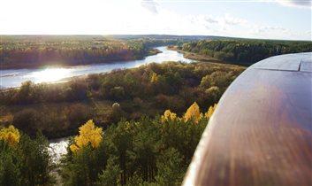 Отдых в Литве - Дзукийский нацпарк  у Друскининкай