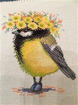 Синичка от 'Жар птицы'