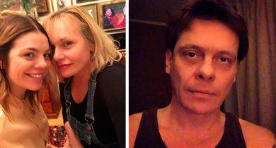 Мама Анастасии Стоцкой и Павла Майкова выглядит моложе сына