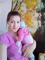 Дочка и я )))