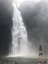 Путишествие к водопаду