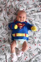 Маленькая супервумен