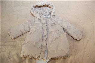 куртка дев.Mayoral новая,c этикетками,74 cм