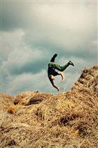 Мой прыжок в воздух- Драйв
