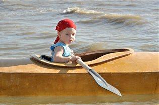 По морям, по волна...