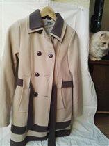 Пальто, разм. 146, 1300 руб.