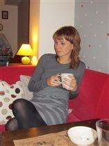 Задумчивый вечер за чашкой чая