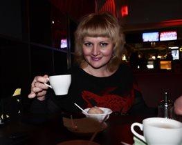 За чашечкой чая с бергамотом с ложечкой пломбира!