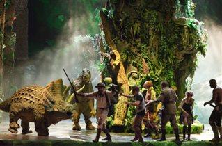 «Затерянный мир» в театре «Модерн»