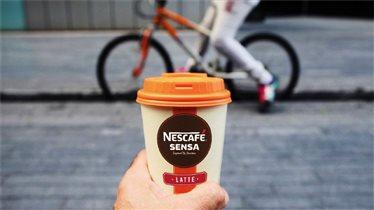 NESCAFÉ Sensa Coffee to Go — кофе с собой прямо из дома
