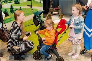 Велосипед для детей Doona Liki Trike - от 10 месяцев до 3 лет
