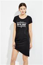 Моо Трикотажное платье XL(50-52)