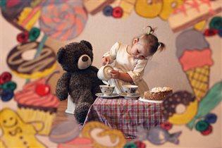 Самое сладкое чаепитие