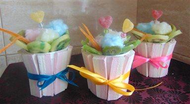 Цветочно-сладкого настроения много не бывает!