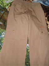 Хлопковые брюки Reebock размер S
