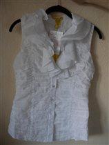 Catherine Malandrino блузка, хлопок, 2000=