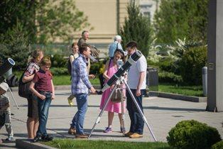 Московский Планетарий объявил летний набор на курсы астрономии для взрослых