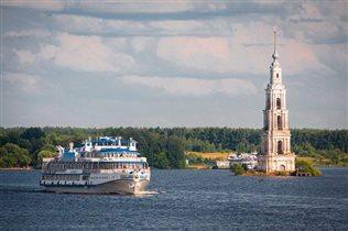 'Волжское море': на верхней Волге отремонтируют набережные и построят аквапарк