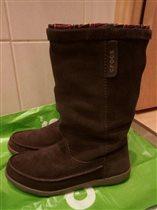 Сапоги Crocs Adela Suede Boot    W9
