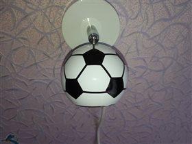 Футбольный светильник