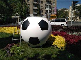 Кругом Футбол и мы забьем очередной гол !