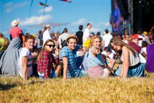 Измайловский парк встречает фестиваль «ECO LIFE»!