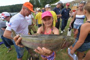 Фестиваль семейной рыбалки пройдет в Подмосковье 4 августа