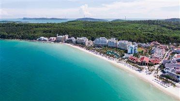 Отели Вьетнама, Фукуок: JW Marriott Phu Quoc Emerald Bay