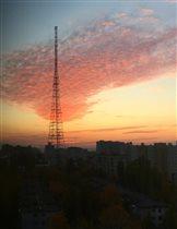 Вечерний небосвод