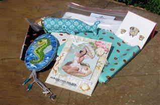 Подарочки от Галочки-Pugalka