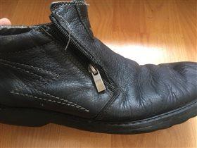 Номер 21  - ботинки зимние размер 42