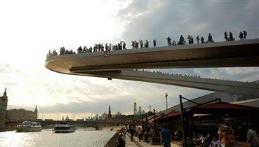 Бесплатный фестиваль от Moscow Urban Forum - семейная пекарня и йога на парящем мосту