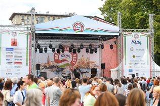 Большой Фестиваль Италии в саду 'Эрмитаж'