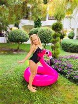 Моё фламинговое лето!!!!