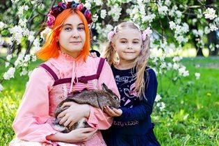 Мы с зайцем