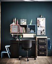 Школьные стол и стул: советы дизайнера