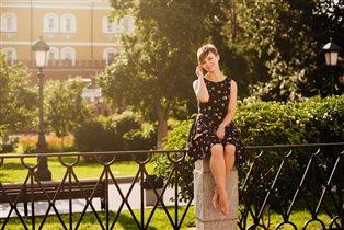 Лето в городе