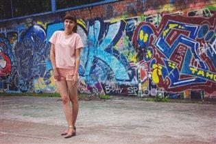 граффити в Калуге