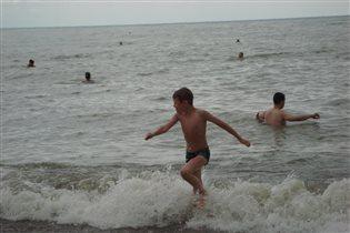 Тёплое море