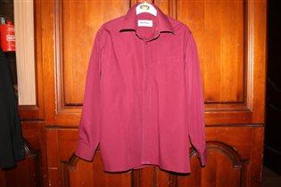 Скай Лайк р.134-140 цвет бордовый насыщенный