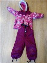 Комплект Густи, 3/98. штаны в размер, куртка +6