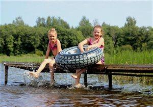 Наше веселое лето