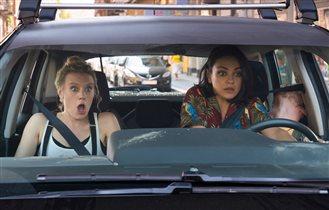«Шпион, который меня кинул»: Мила Кунис в комедийном боевике о женской дружбе
