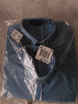 Рубашки Next, 2 шт, 8 лет (128 см), 700 руб