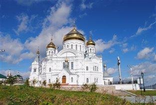 Белая гора, Пермский край