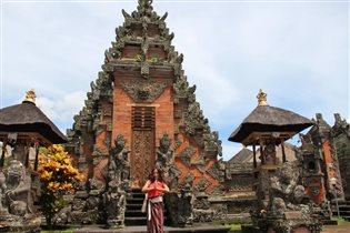 Храм о.Бали